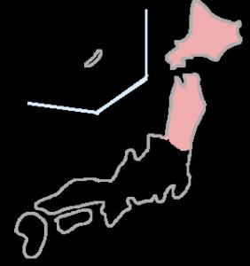 北海道・東北地方の食べ物